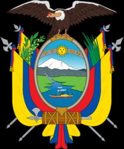 Wappen von Ecuador