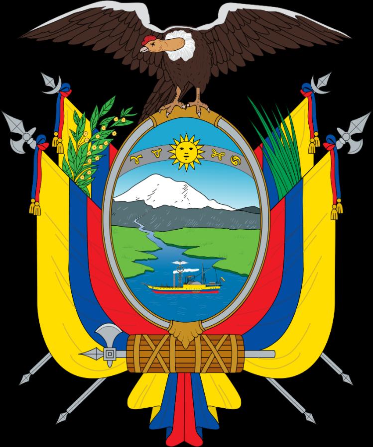 Ecuador Wappen