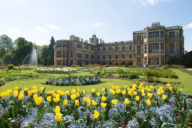 England Audley End House