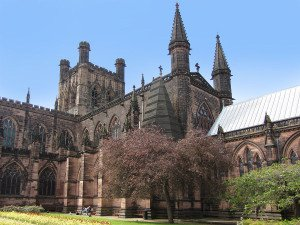 England Chester Kathedrale