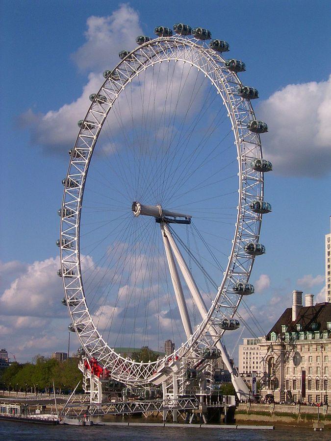 England London London Eye