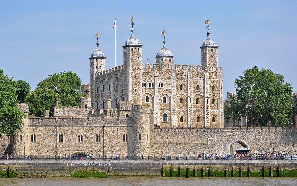 England London Tower of London