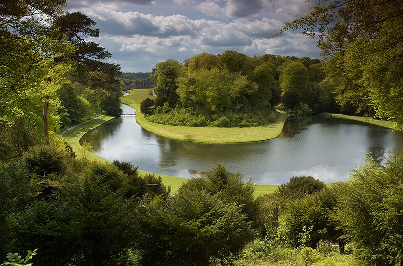 England Ripon Studley Royal Park