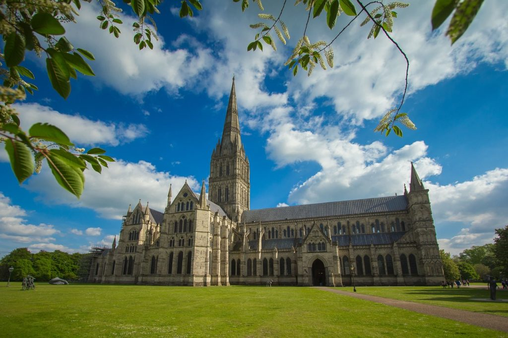 England - Salisbury - Kathedrale