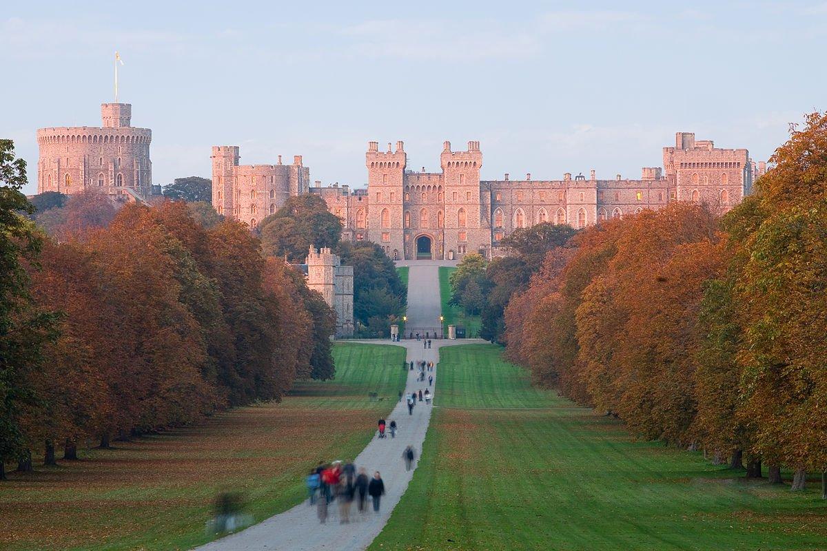 England Schloß Windsor