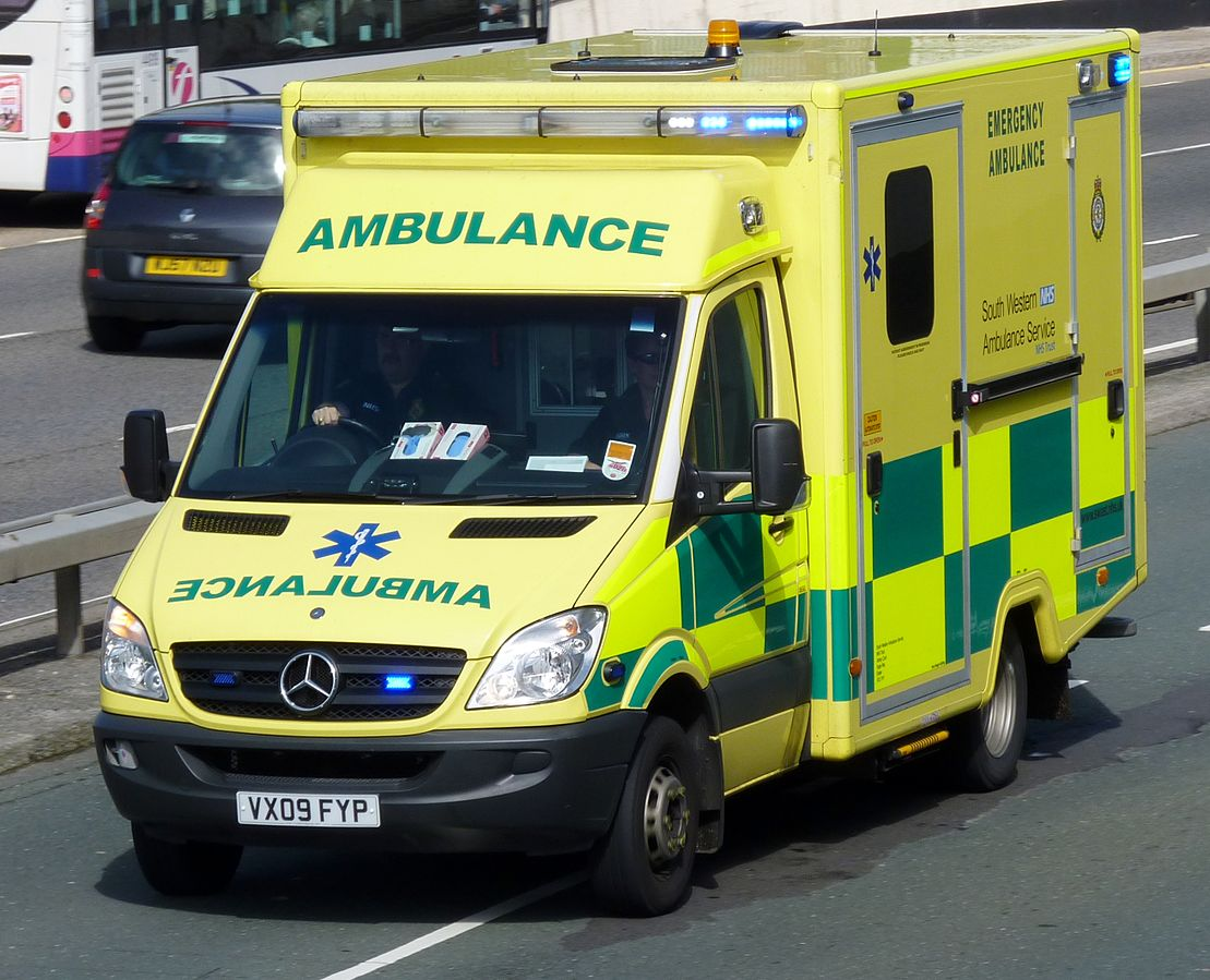 England South Western Ambulance
