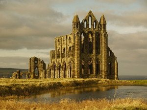 England Whitby Abbey