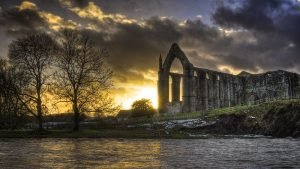 Yorkshire - Bolton Abbey