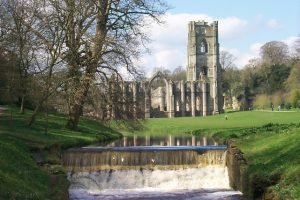 Yorkshire - Fountains Abbey