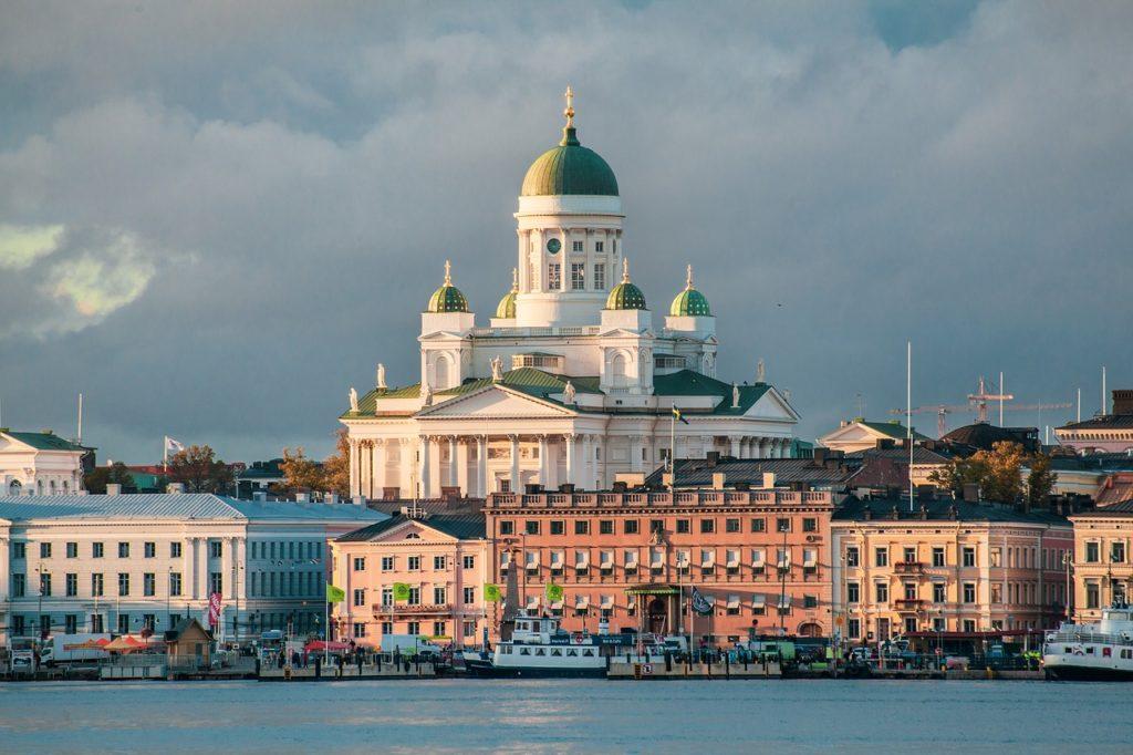 Finnland - Helsinki - Kathedrale