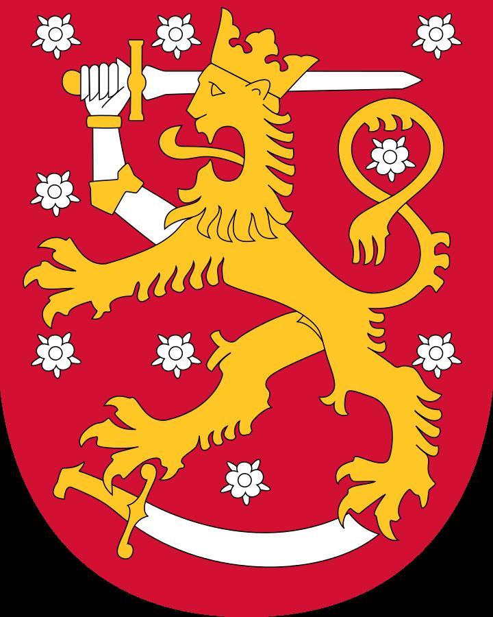 Finnland-Wappen
