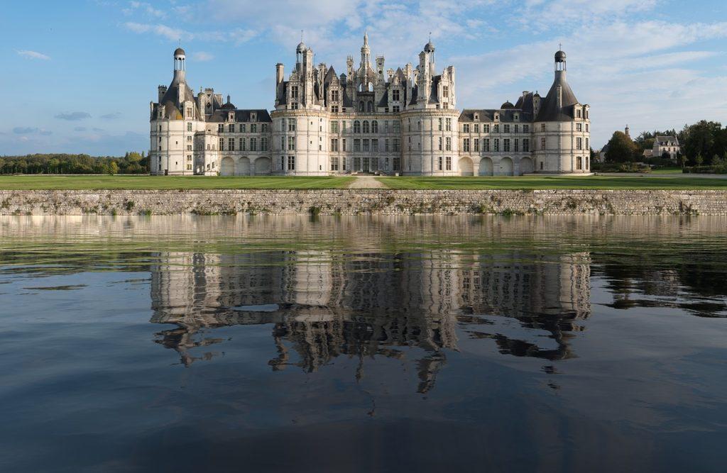 Frankreich - Chateaux