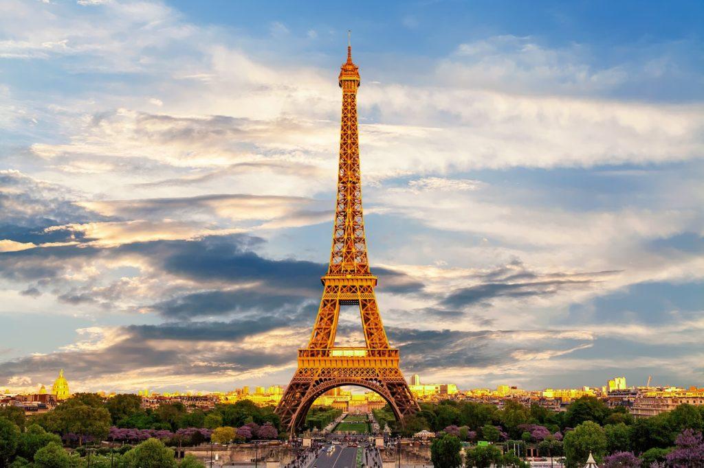 Frankreich - Eiffelturm