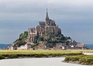 Frankreich Mont Saint Michel
