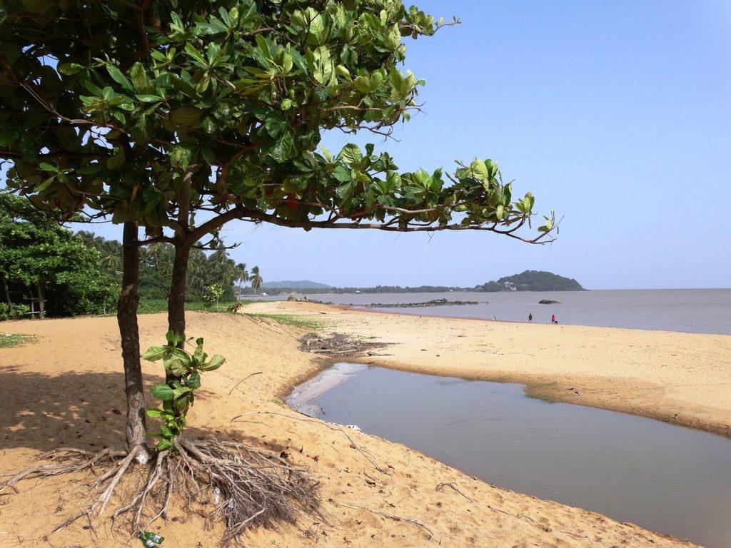 Franzoesisch-Guayana - Baira Mar