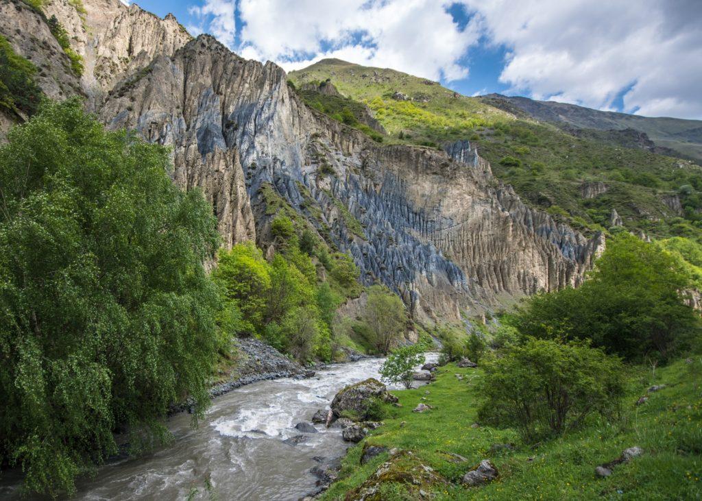 Kaukasus in Georgien