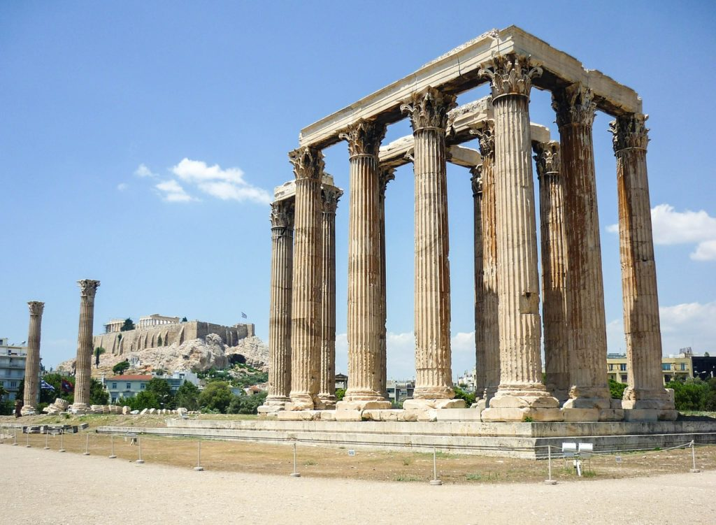 Griechenland - Athen - Tempel