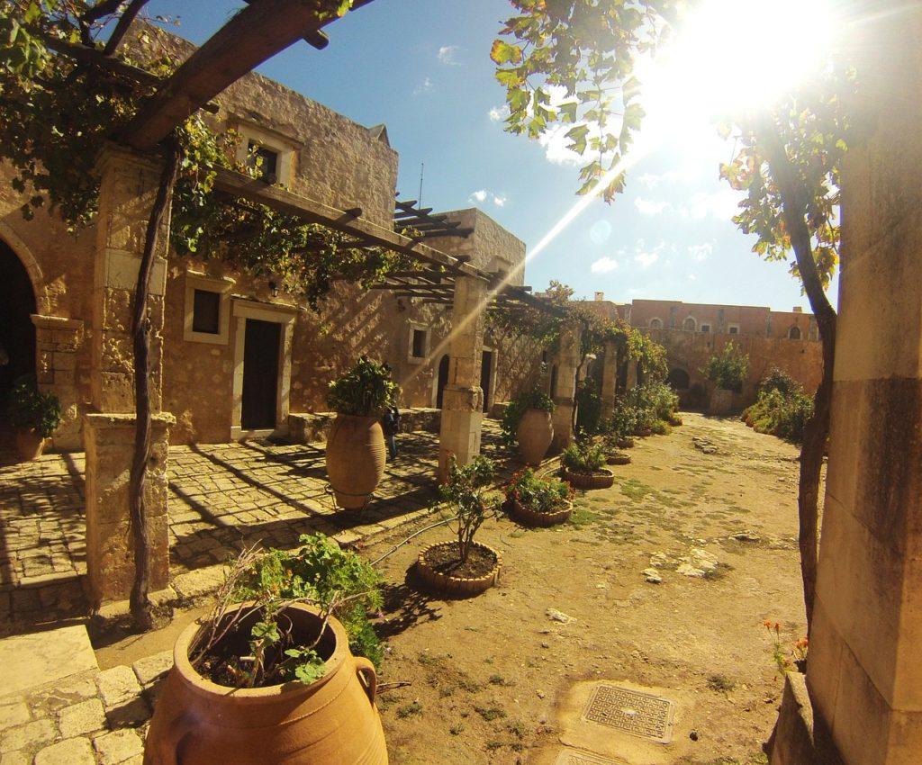 Griechenland Kreta Arkad