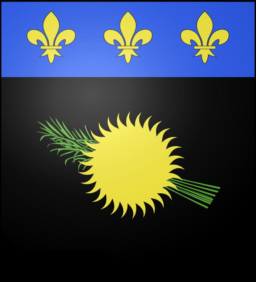 Guadeloupe Wappen
