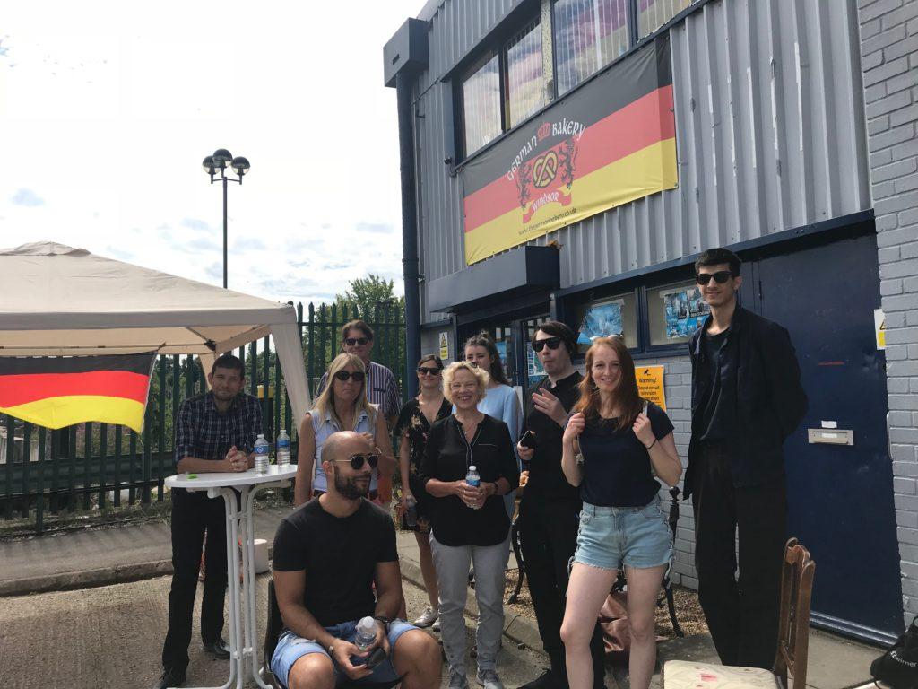 Deutsche Baeckerei mit Online Versand
