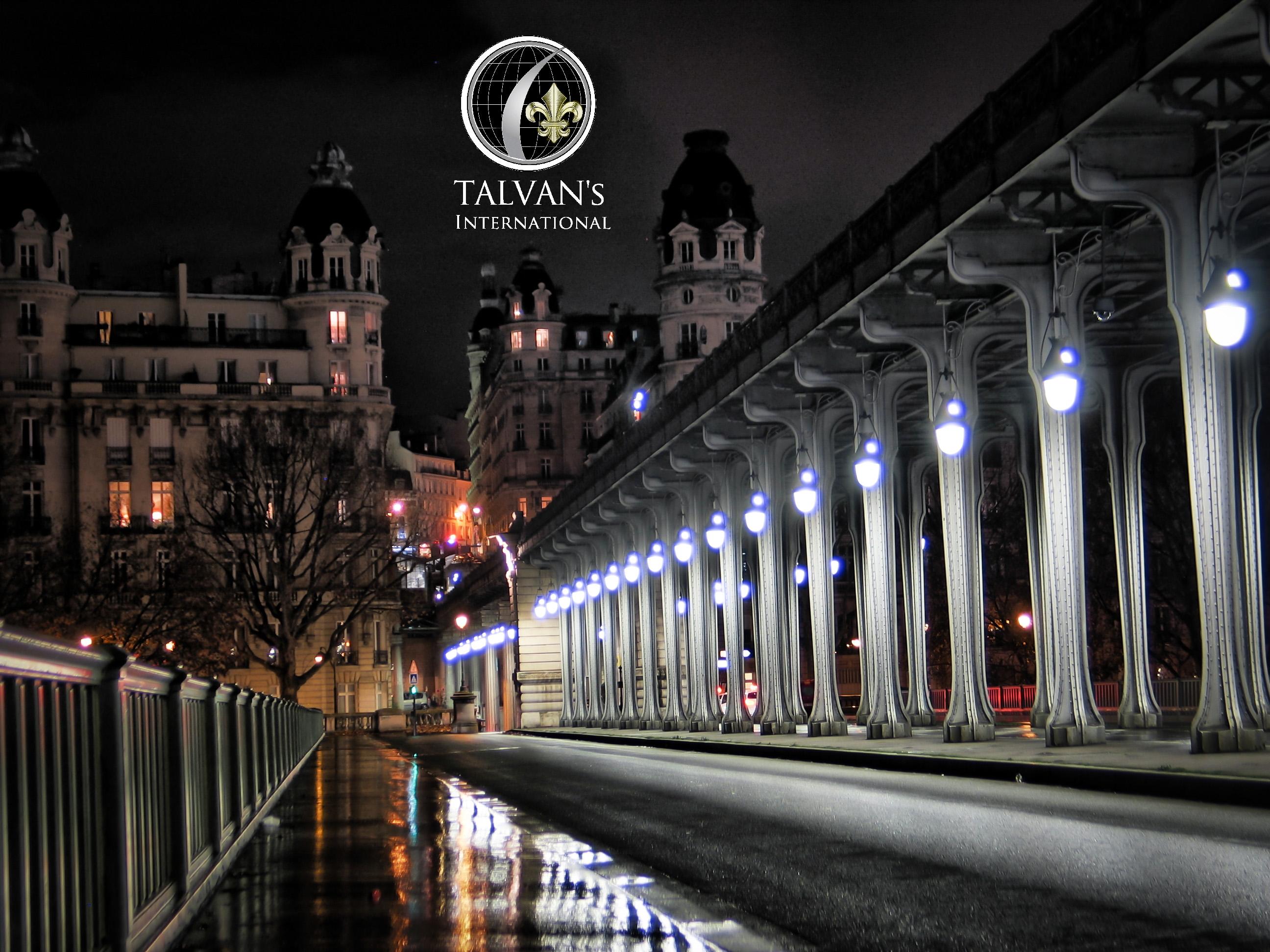 Talvan's International - Paris, France