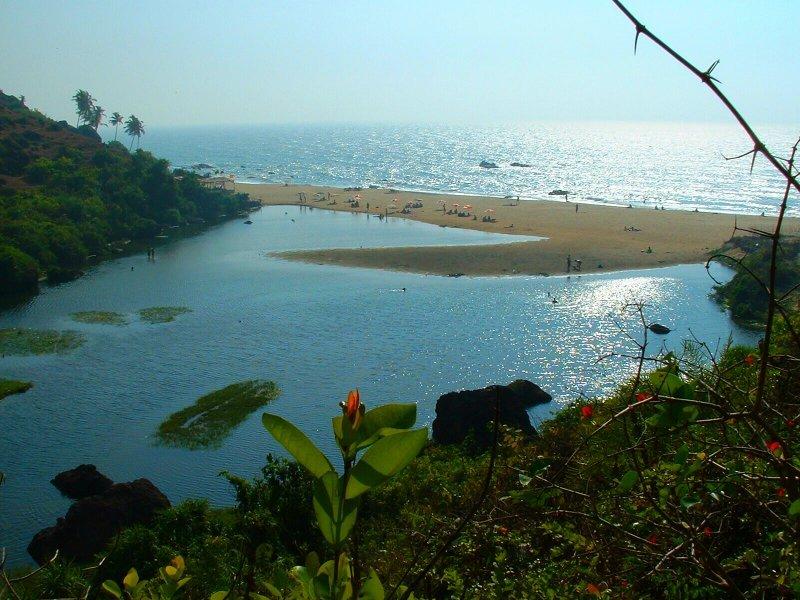 Indien Goa Arambol Beach