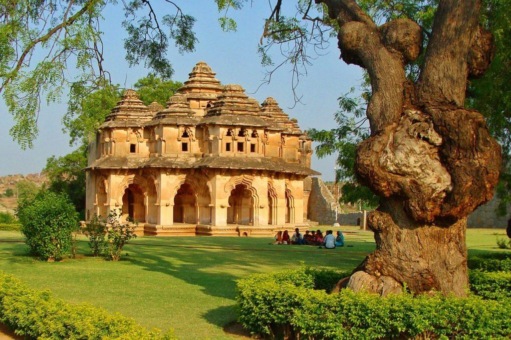 Indien - Karnataka - Hampi - Lotus Mahal