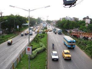 Indien Linksverkehr