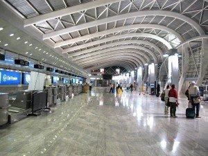 Indien Mumbai Flughafen