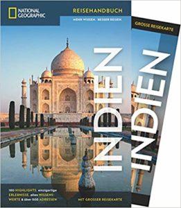 Reisehandbuch Indien