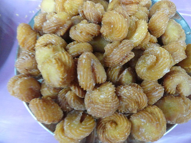 Indien Sweet Gavvalu