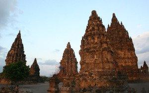 Indonesien - Tempelanlage Prambanan