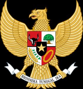 Indonesien-Wappen