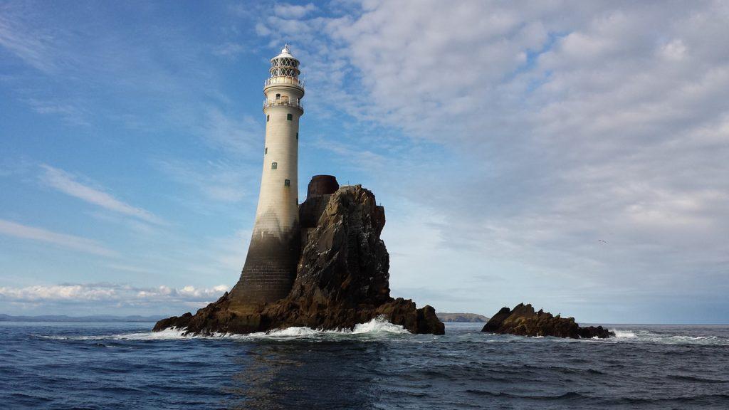 Fastnet Rock Leuchtturm