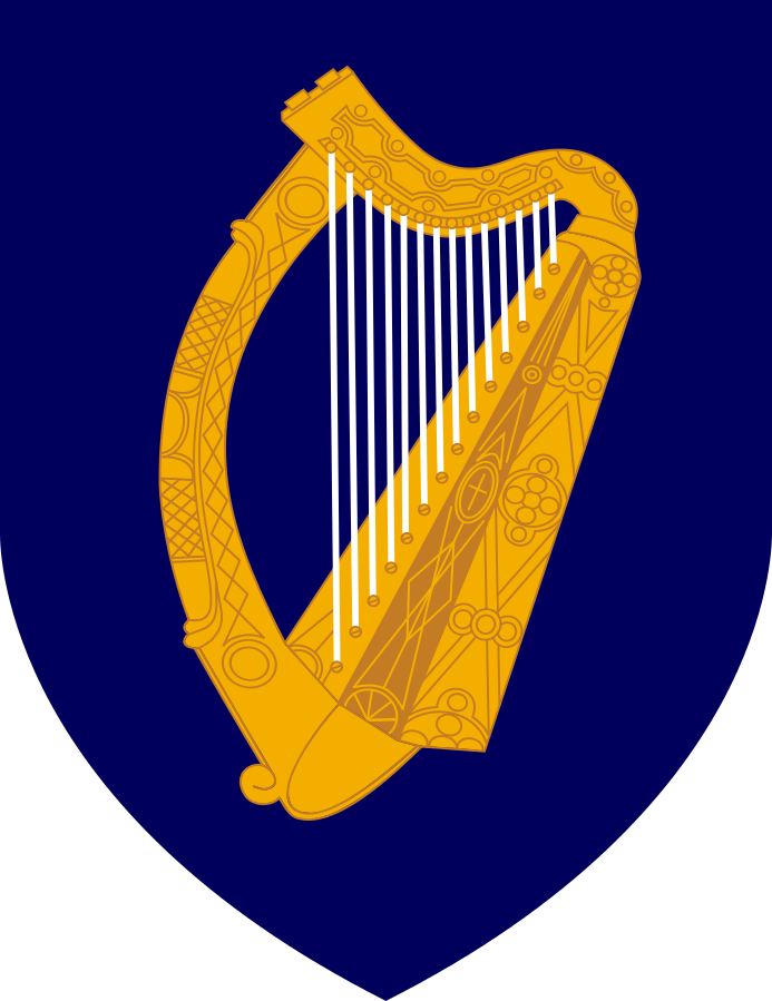 Irland-Wappen