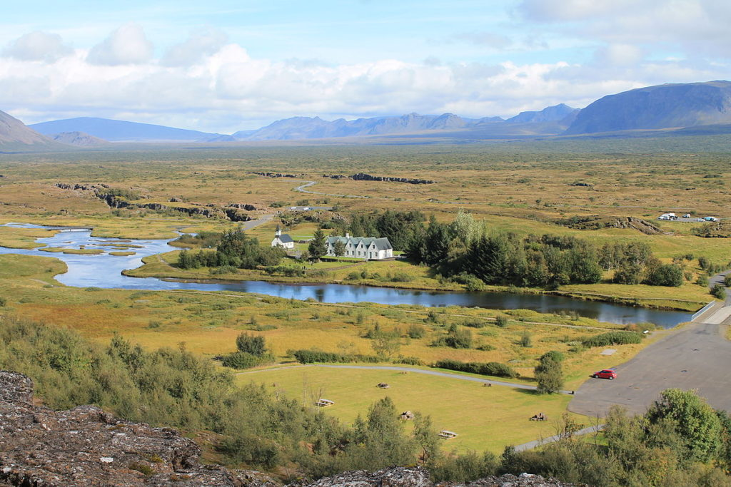 Island - Þingvellir National Park