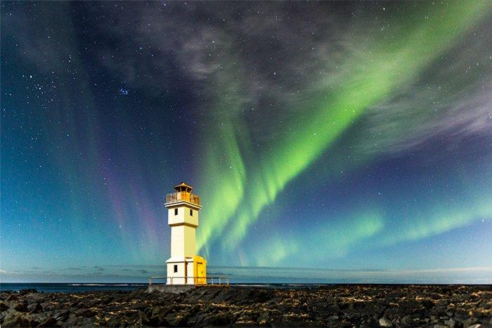 Akranes - Nordlicht
