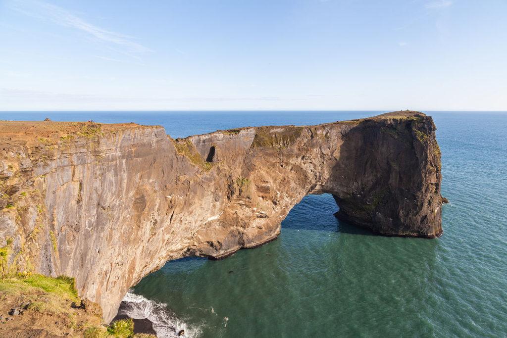 Island - Arche von Dyrhólaey