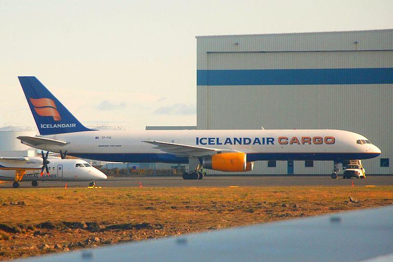 Island - Boeing 757