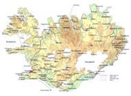 Island Karten