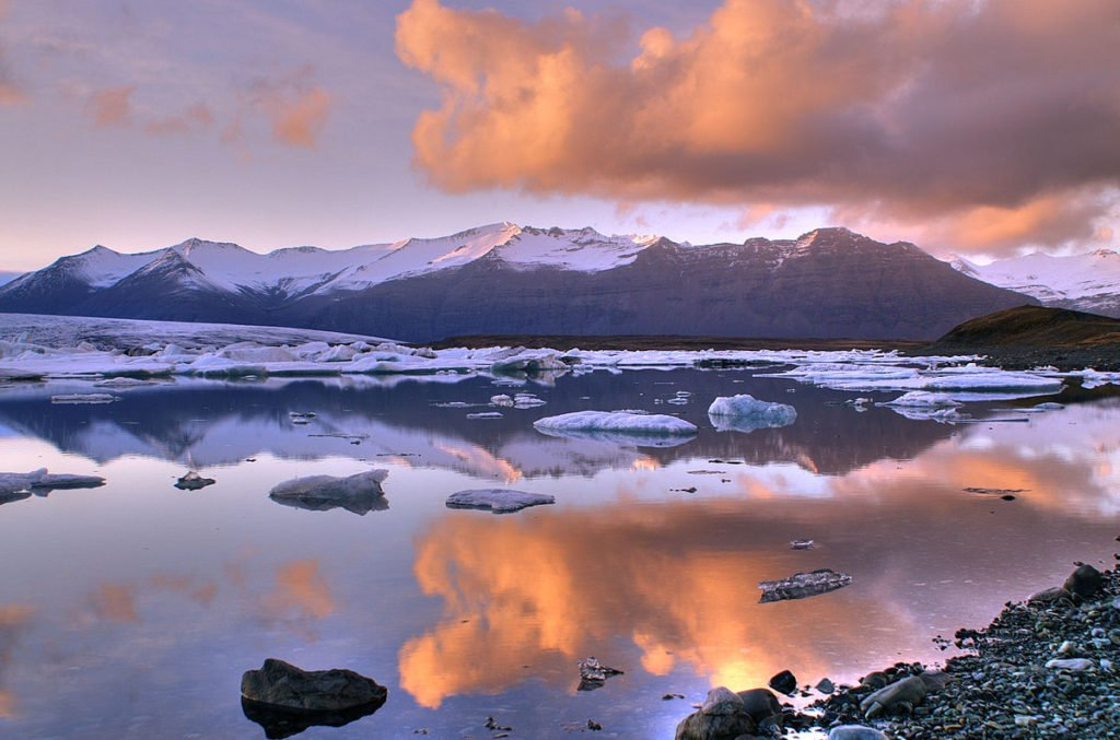 Island - See Jökulsárlón