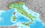 Italien Karten