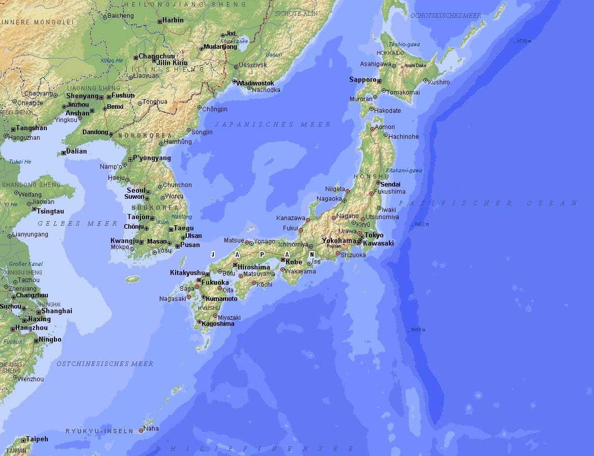 Japan | b fimage JAPAN KARTE