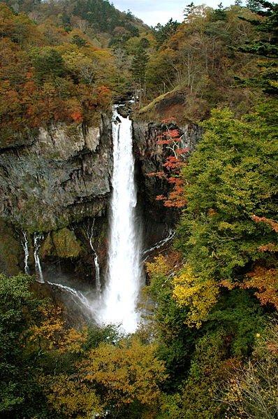 Kegon Wasserfall