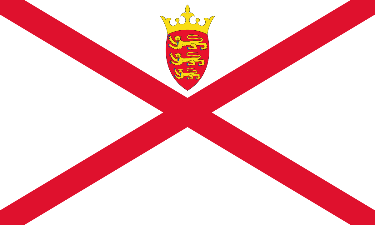 Jersey Flagge
