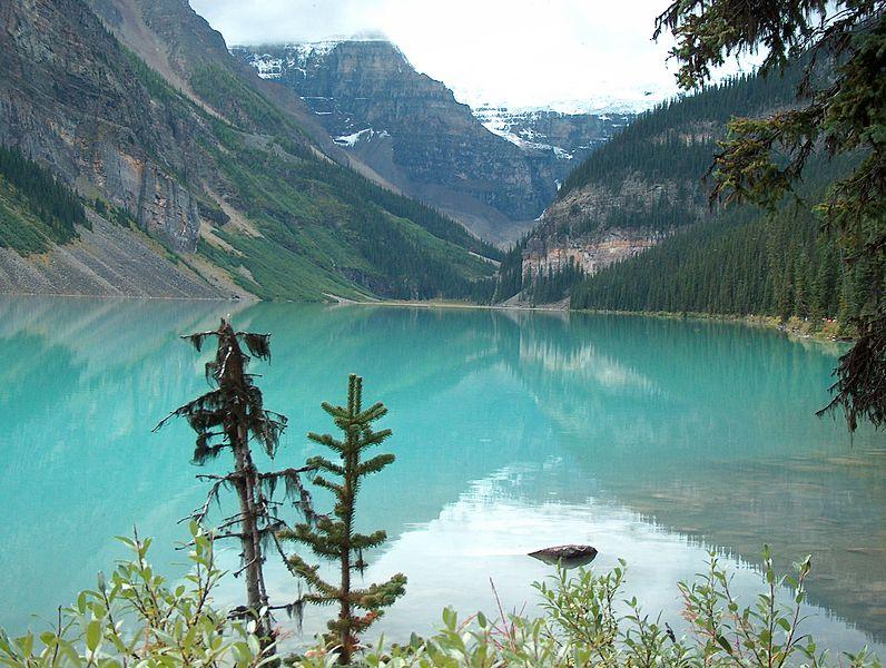 Kanada Alberta Banff National Park Lake Louise