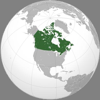 Kanada - Lage