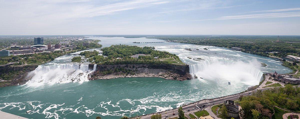 Kanada Niagara Faelle