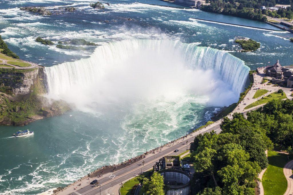 Kanada - Niagarafälle