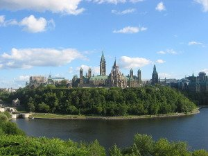 Kanada Parliament Hill